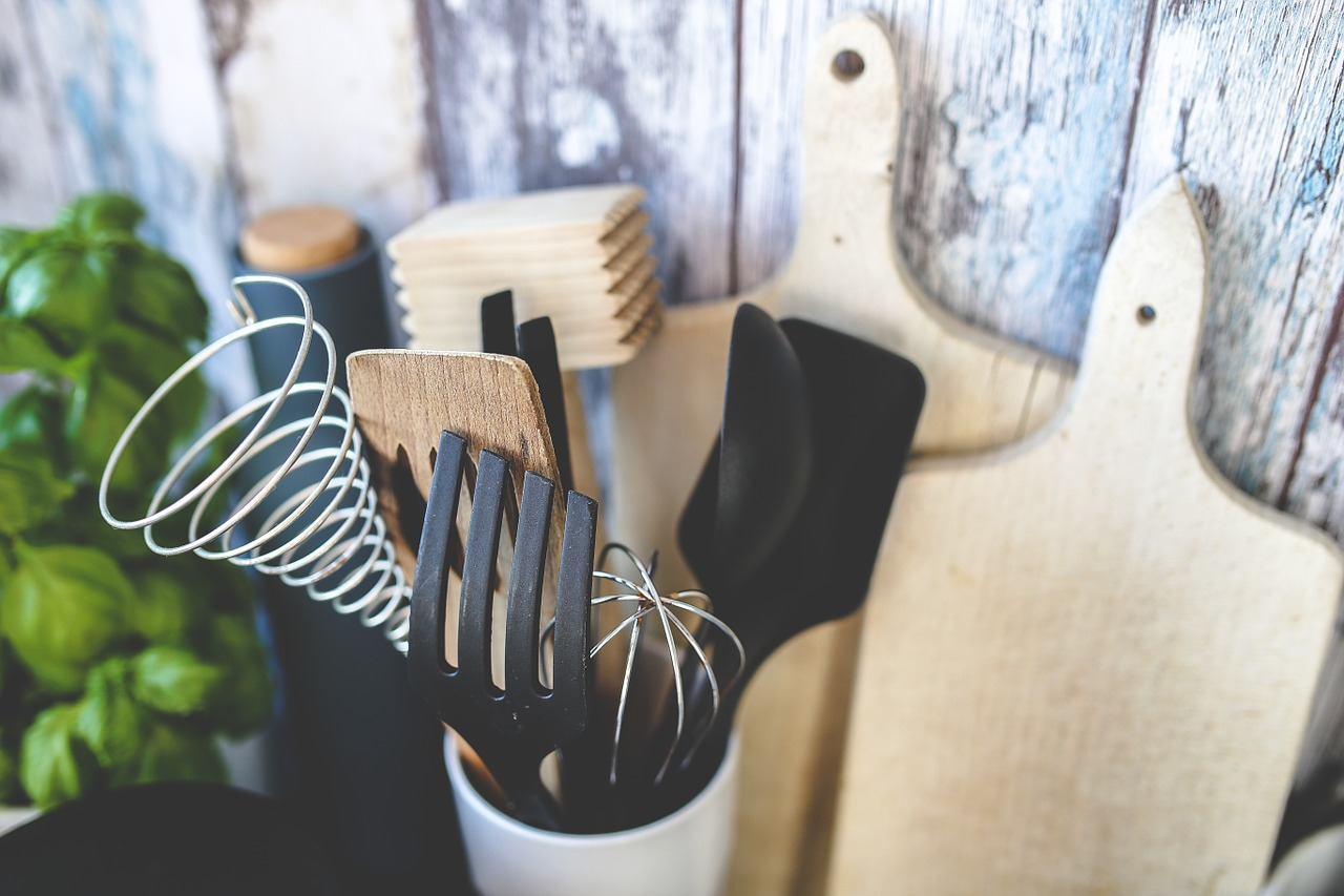 Refaire la décoration d'une cuisine
