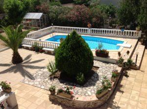 Taxe et abri de jardin