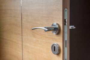 Portes et serrures sécurisées
