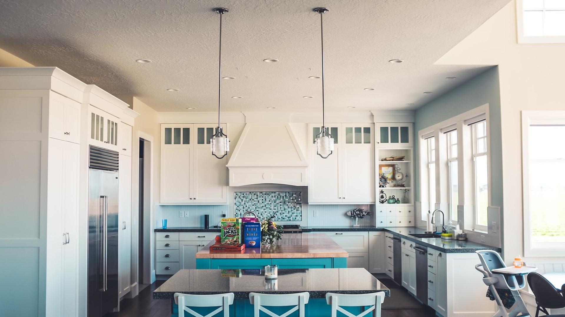 La cuisine un lieu de vie de famille