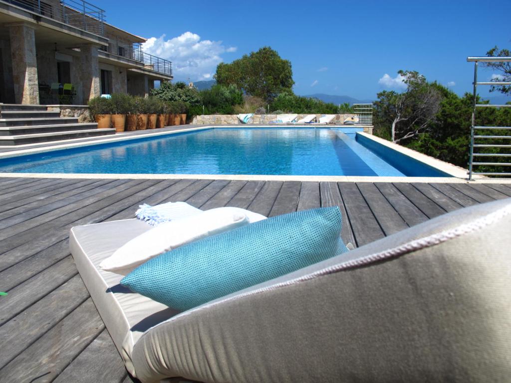 Villa Fa relax piscine
