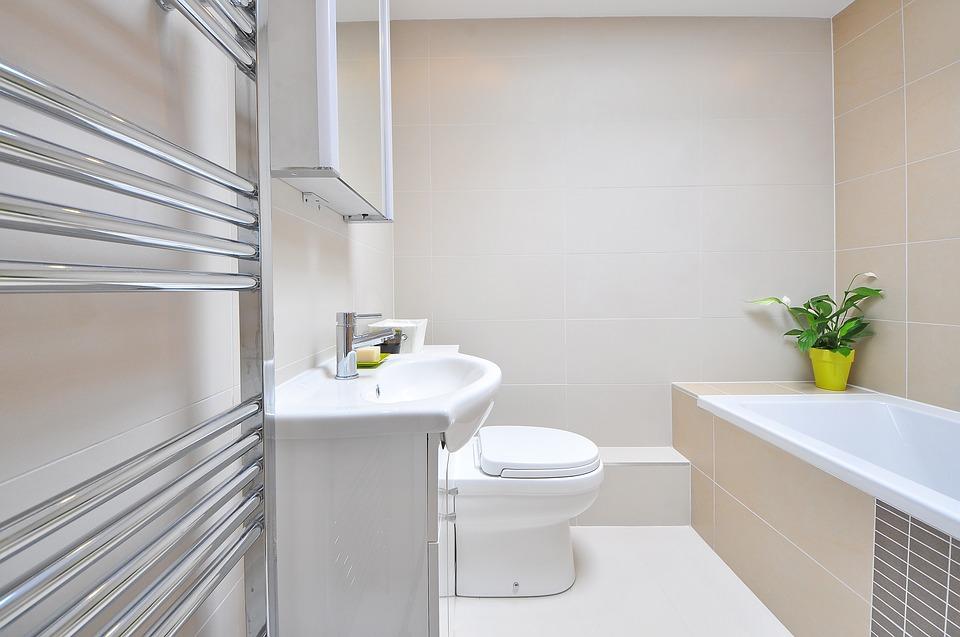 Renovation de salle de bain réussie