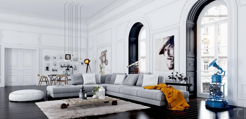 Choisir une corniche de plafond