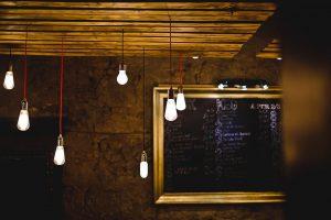 Les ampoules pour la décoration