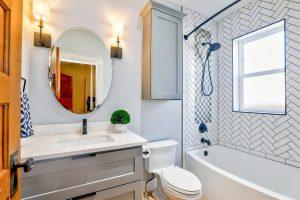 Entretien joint salle de bain